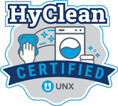 HyClean Certification Logo